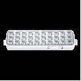 Светильник светодиодный аварийный СБА 1098-30DC 30 LED 1.2Ah lithium battery DC IN HOME