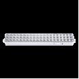 Светильник светодиодный аварийный СБА 1098-60DC 60 LED 2.0Ah lithium battery DC IN HOME