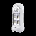 Светильник светодиодный аварийный СБА 2215DC 4+1LED 600mAh lithium battery DC IN HOME