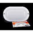 Светильник светодиодный герметичный СПП-ОВАЛ 8Вт 230В 6500К 640Лм IP65 IN HOME