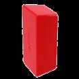 Заглушка торцевая для одиночного С-образного профиля 41x21 мм