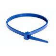 Хомут P6.6 для индикации, синий, 3,5x140