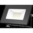 Прожектор светодиодный Gauss Elementary 30W 2080lm IP65 3000К черный 1/10