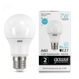 Лампа Gauss LED Elementary A60 7W E27 540lm 4100K