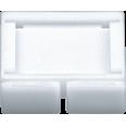 Коннектор для LED-ленты соед. IP20-IP20 8 мм без провода Navigator