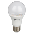 Jazzway Cветодиодная подставка PPG A60 Agro 9W Clear E27 IP20 (для растений)