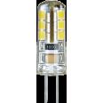 Лампа светодиодная (LED) d11мм G4 360° 2.5Вт 220-240В прозрачная холодная дневного света 6500К Navigator