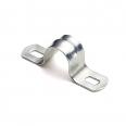 Скоба металлическая двухлапковая d8-9мм. (100шт.) EKF PROxima