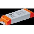 Led-драйвер (блок питания для светодиодов) недиммируемый статический 30Вт 12В пластиковый корпус IP20 Navigator ND