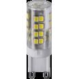 Лампа светодиодная (LED) капсульная d16мм G9 360° 5Вт 220-240В прозрачная нейтральная холодно-белая 4000К Navigator