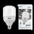 Лампа Gauss Elementary LED T100 E27 32W 2700lm 180-240V 6500K