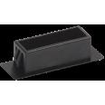 ITK Заглушка SC duplex пластик (черный)