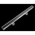 Светильник направл. света симметр. накладной cветодиод. (LED) 36Вт 85-265В алюминий серый IP65 Jazzway