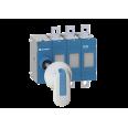Выключатель-разъединитель eDF60 3P 160А c выносной рукояткой ELVERT