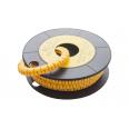 Маркер кабельный трубчатый в рулоне сечение 2,6-4,2 кв.мм (1)