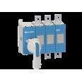 Выключатель-разъединитель eDF60 3P 400А c выносной рукояткой ELVERT