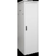 ITK Шкаф сетевой 19` LINEA N 18U 600х600 мм металлическая передняя дверь серый