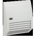 Фильтр c защитным кожухом 176x176мм для вен-ра 102м3/час IEK