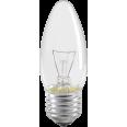 Лампа накаливания C35 свеча прозр. 40Вт E27 IEK