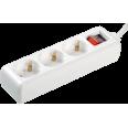 Удлинитель У03К-выкл. 3 места 2Р+PЕ/1,5 метра 3х1мм2 16А/250 IEK