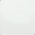 HB-1-1-ББ Накладка 1 клав. с индик. BOLERO белый IEK