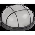 НПП1302 Светильник белый/круг с реш.60Вт IP54 ИЭК