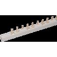 Шина соединительная типа PIN (штырь) 1Р 100А(дл. 1м) ИЭК