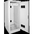 ITK Шкаф уличный 19` 24U 720x860, IP55 металл двери, серый