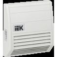 Фильтр c защитным кожухом 97x97мм для вент-ра 21 м3/час IEK