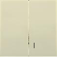 HB-2-1-БК Накладка 2 клав. с индик. BOLERO кремовый IEK