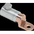Медно-алюминиевый механический наконечник со срывными болтами АММН 50-95 до 1 кВ IEK