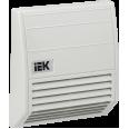 Фильтр c защитным кожухом 125x125мм для вент-ра 55м3/час IEK