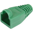 ITK Колпачок изолирующий для разъема RJ45, PVC, ЗЕЛЕНЫЙ