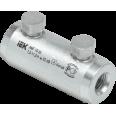 Алюминиевая механическая гильза со срывными болтами АМГ 10-35 до 35 кВ IEK