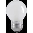 Лампа накаливания G45 шар матов. 40Вт E27 IEK