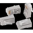 ITK Разъём RJ-45 FTP для кабеля кат.5Е, 8P8C