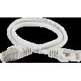 ITK Коммутационный шнур (патч-корд), кат.6 FTP, 1м, серый