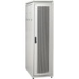 ITK Шкаф сетевой 19` LINEA N 18U 600х1000 мм перфорированная передняя дверь серый