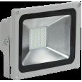 Прожектор СДО05-20 светодиодный серый SMD IP65 IEK