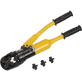 Пресс гидравлический ручной с матрицей и клапаном ПГР-150МК ИЭК