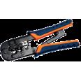 ITK Инструмент обжимной для RJ-45, RJ-12, RJ-11