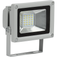 Прожектор СДО 05-10 светодиодный серый SMD IP65 IEK