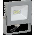 Прожектор СДО 07-10 светодиодный серый IP65 IEK