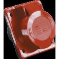 МТ-414 Розетка стационарная для скрытой проводки 16А 3П+З