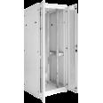 ITK Шкаф серверный 19`, 33U, 800х1000 мм, передняя двухстворчатая перф. дверь, задняя перф., серый (