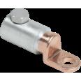 Медно-алюминиевый механический наконечник со срывными болтами АММН 120-185 до 1 кВ IEK