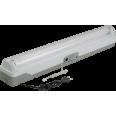 Светильник аварийный ЛБА 3924, непостоянный автономный, 4 ч., 1х20Вт, T5/G5, выдвижная ручка