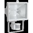 Прожектор с детектором галогенный 500 Вт белый