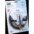 Лента LED 5м блистер LSR-3528W60-4.8-IP20-12V белый цвет IEK-eco