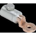 Алюминиевый механический наконечник со срывными болтами АМН 35-150 до 35 кВ IEK